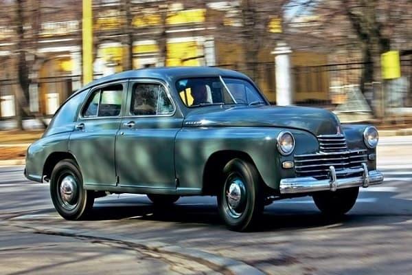 ГАЗ М-20 «Победа» 1955 года