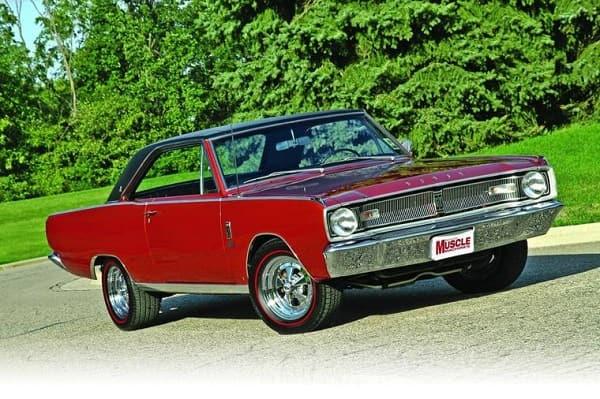Dodge Dart 1967 года