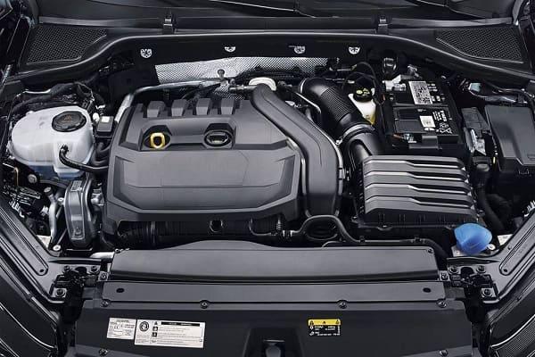 Двигатель Skoda Oktavia 3 2020 года