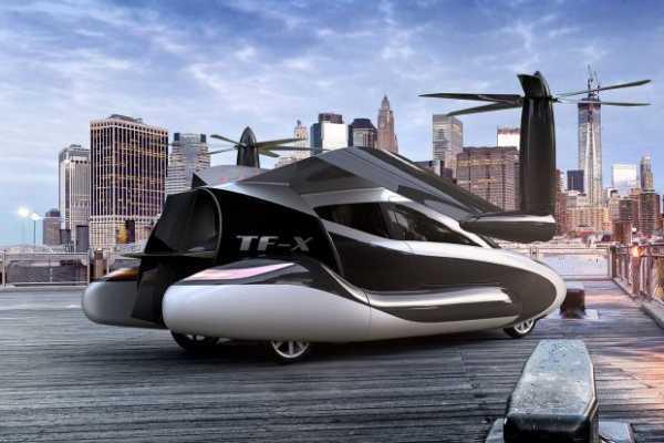 Автомобили в будущем