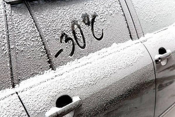 Эксплуатация автомобиля в мороз