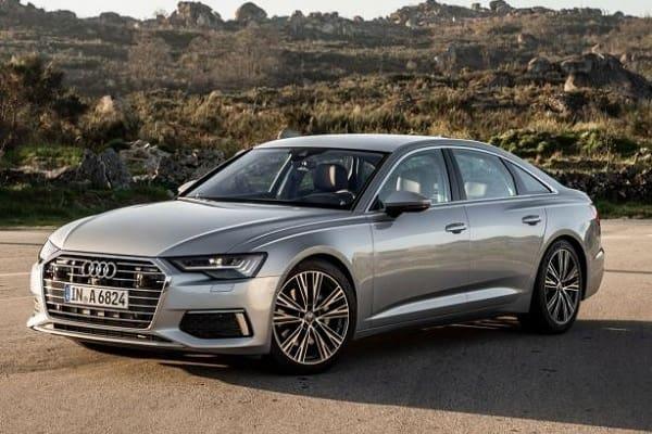 Audi A6 с дизельным двигателем