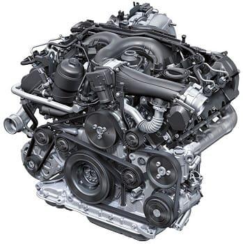 Двигатель Audi A6 V6-TDI
