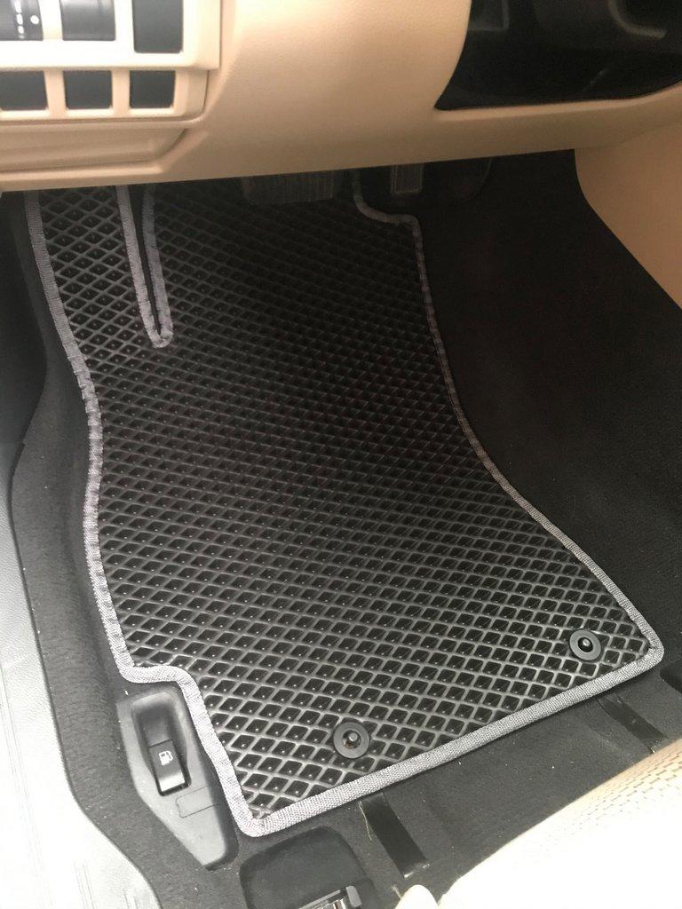 Какие бывают коврики для автомобилей Субару?