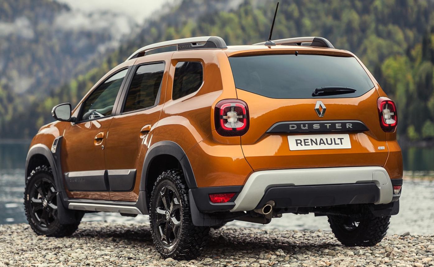 Renault Duster - идеальный автомобиль для вас